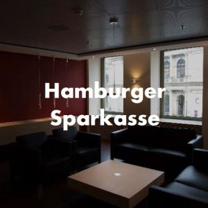 Hamburger Sparkasse, Tonja Bartusch, Innenarchitektur, Hamburg