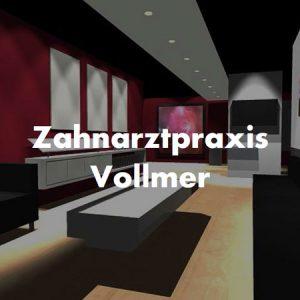 Zahnarztpraxis, Tonja Bartusch, Innenarchitektur, Hamburg