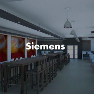 Siemens, Tonja Bartusch, Innenarchitektur, Hamburg