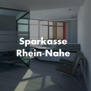 Sparkasse Rhein-Nahe, Tonja Bartusch, Innenarchitektur, Hamburg